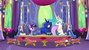 Princesas platicando T6E5