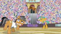Quibble scores point for the other team S9E6
