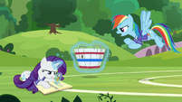 Rainbow -are you even paying attention-!- S8E17