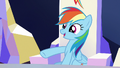 "Rainbow Dash ""you are a totally different pony"" S6E25.png"