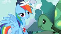 Rainbow Dash -Seriously- S2E07