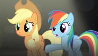Rainbow Dash -go get your cutie marks back- S5E1