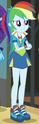 Rainbow Dash School Spirit ID EG3