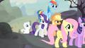 Rainbow Dash animation error S5E1.png
