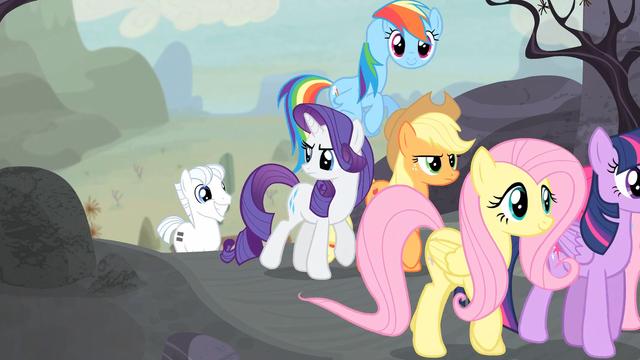File:Rainbow Dash animation error S5E1.png