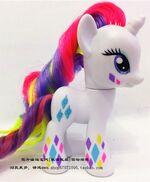 Rainbow power Rarity