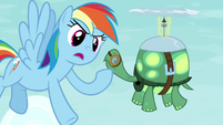 Rainbow wants Tank to wake up S5E5