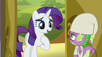 "Rarity ""I hadn't counted on"" S9E19"