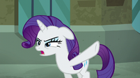 Rarity -I just saved that poor pony- S5E16