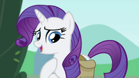 Rarity -as I'd hoped to do- S4E23