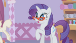 Rarity shocked by Applejack S1E14
