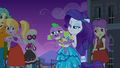 Rarity thinks Spike is adorable EG.png