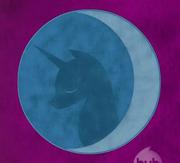 S01E01 Nightmare Moon zaklęta w księżycu