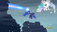 S06E02 Celestia i Luna walczą z chmurami