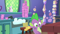 Spike jumping off the footstool S7E2.png