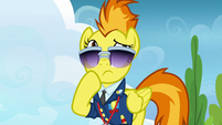 Spitfire thinking for a moment S6E24