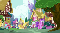 Street view of Ponyville EGSB