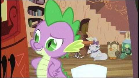 Tiny Pop (UK) - My Little Pony Starts 28th September - 6 - Promo - 2013