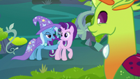 "Trixie ""Starlight has something she"" S7E17"