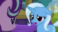 Trixie --I heard what Twilight said-- S6E6
