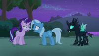 Trixie --there is nopony else!-- S6E25