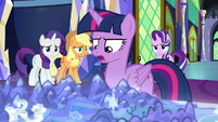 "Twilight ""we'll need to handle things"" S9E1"