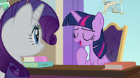 Twilight -not sure I'll ever get used to it- S8E16