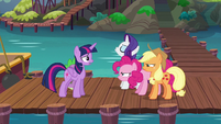 """Twilight Sparkle """"I just didn't know how else"""" S6E22"""