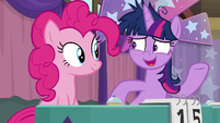 "Twilight Sparkle ""could you ask Maud?"" S9E16"