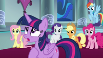 Twilight Sparkle -I really wasn't ready!- S9E2