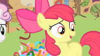 Apple Bloom 'Um... Thanks' S4E05
