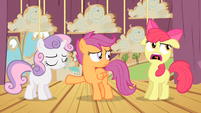 Apple Bloom frustrated S4E05