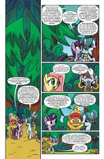Comic issue 58 in Polish page 7