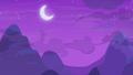 Crescent moon shining over Yakyakistan S7E11.png