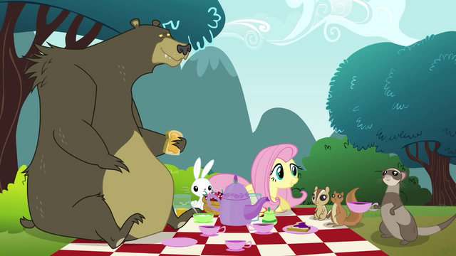 File:Fluttershy 'To go around' S3E3.png