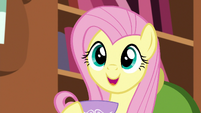 Fluttershy -met her on a trip to see the Breezies- S5E7