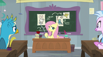 Fluttershy teaching about animals S8E1