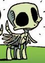 Friends Forever issue 28 Skeleton Scootaloo