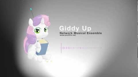 Giddy Up - Network Musical Ensemble The Hub MLP Advert