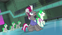 Henchponies shocked S4E06
