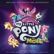 MLP The Movie Original Motion Picture Soundtrack cover