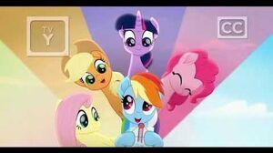 My Little Pony Rainbow Roadtrip - Opening
