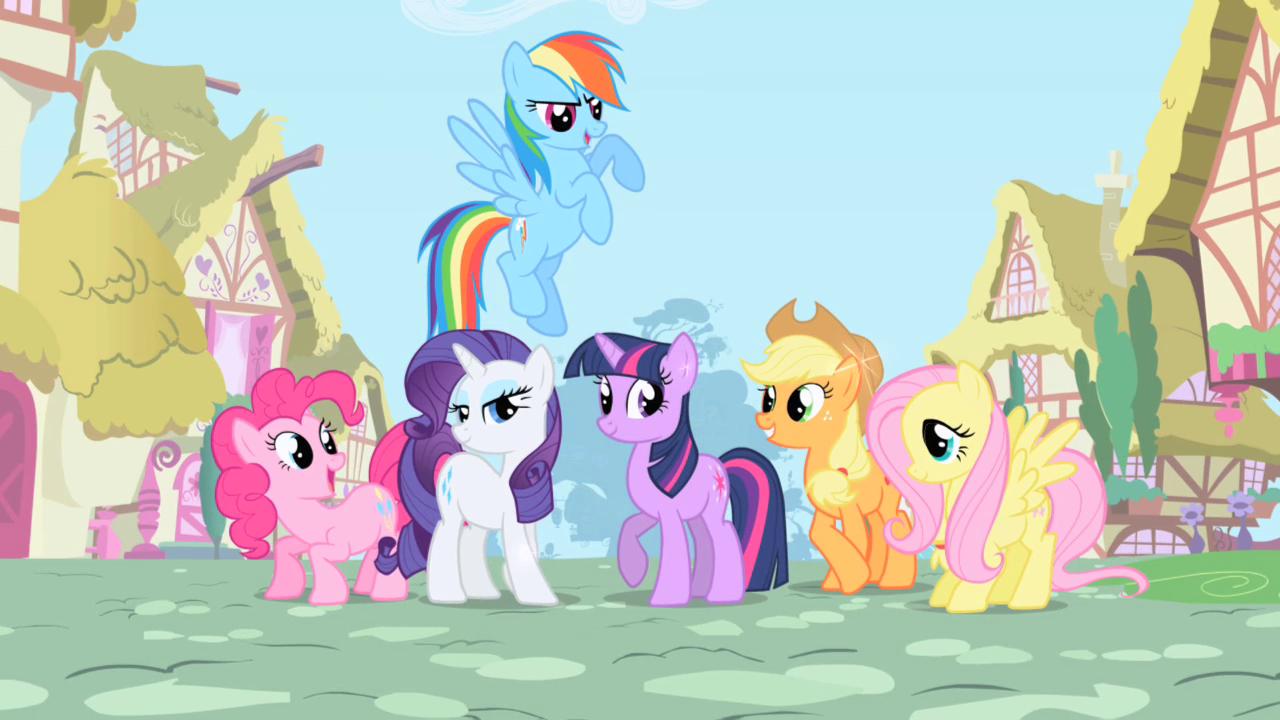 Pics pony my little of