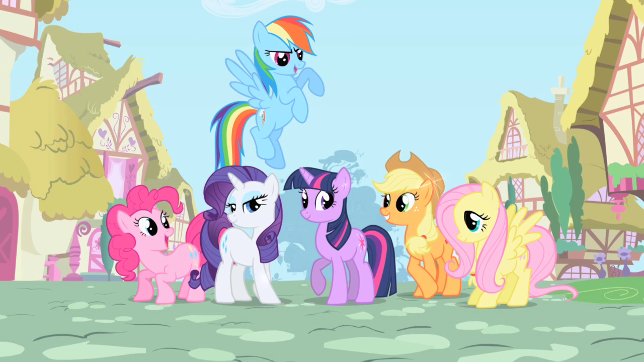 Ponies | My Little Pony Friendship is Magic Wiki | FANDOM ...
