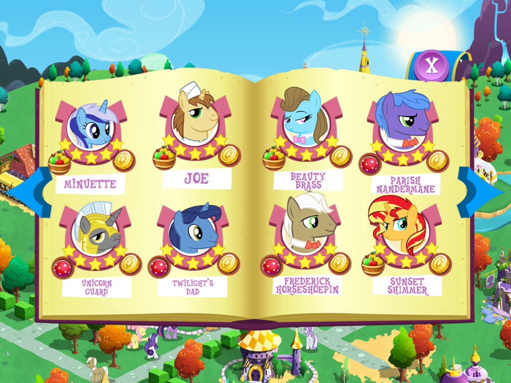List of Equestria Girls characters My Little Pony
