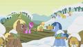 Ponies listen to Applejack S1E11.png