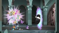 Pony of Shadows gets dragged into limbo S7E26