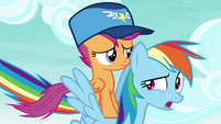 Rainbow -that was a little intense- S8E20