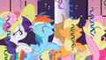 Rainbow Dash's cutie mark over her wing S2E9.png