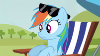 Rainbow Dash wordless S3E3
